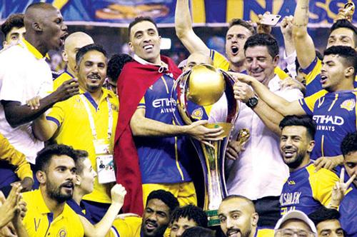 مواجهة مغربية خالصة بين النصر وضمك في افتتاح الدوري السعودي