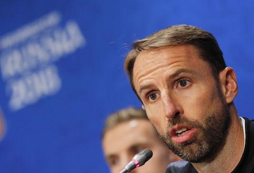 ساوثغيت يجبر لاعبي إنجلترا على مشاهدة مباراة المعاناة