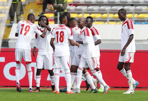 السودان تهزم زامبيا وتتأهل إلى نصف نهائي كأس إفريقيا للمحليين