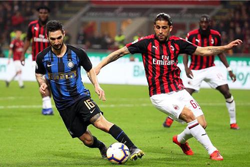 قطبا ميلانو يقدمان خطة مالية لتشييد ملعب جديد