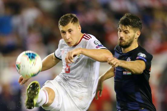 كرواتيا تعزز صدارتها للمجموعة الخامسة