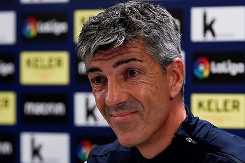 """مدرب سوسيداد: برشلونة اعتاد """"سحق منافسيه"""""""