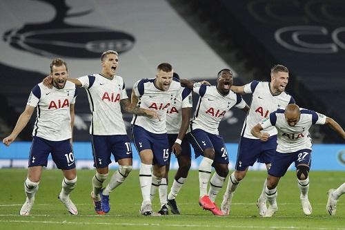 الدوري الأوروبي.. توتنهام يبلغ ثمن النهائي