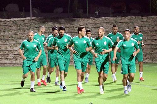 حكم فرنسي يقود مباراة الجزائر وكولومبيا الودية