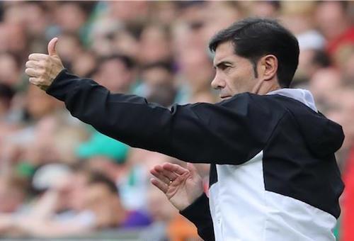 مدرب فالنسيا: الحظ خدمنا أمام ديبورتيفو لاكورونيا