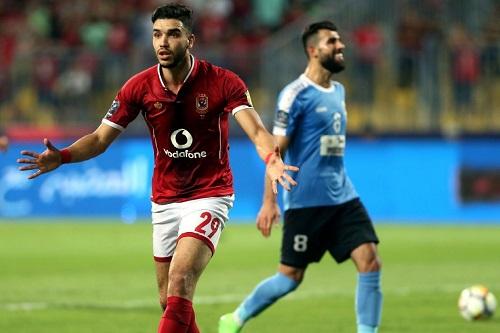 أزارو يصاب مع الأهلي.. وإدارة النادي: لم نتوصل بأي عرض للاعب