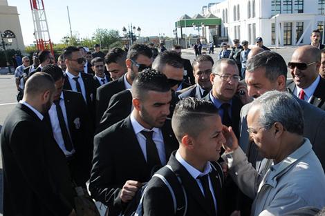 سطيف يصل إلى المغرب للمشاركة في الموندياليتو