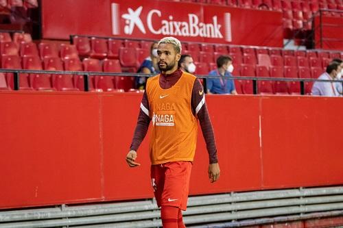 """تقارير إسبانية تكشف حجم إصابة النصيري وحظوظه في خوض المباراتين القادمتين رفقة """"الأسود"""""""
