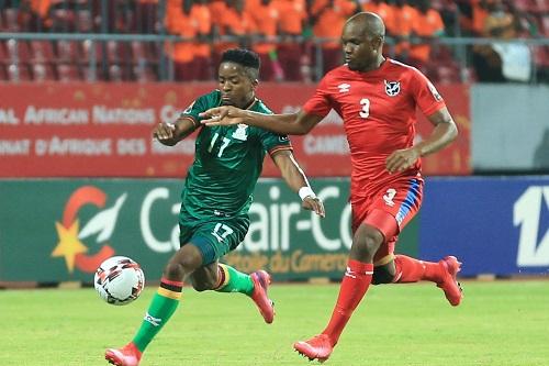 المنتخب المحلي يواجه زامبيا في ربع نهائي الشان