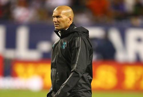 ريال مدريد يستعد لضم حارس جديد بعد موافقة زيدان